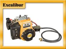 6hp liquefied petroleum gas,LPG engine S20G,Famous Brand: EXCALIBUR,