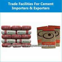 Low-Heat Rapid Hardening Grey Silicate Cement