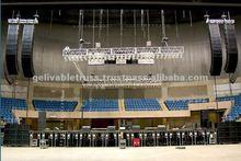out door sports truss stand, speaker truss for light truss system