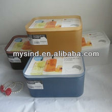 plastic desktop organizer,plastic compartment storage box,storage case with lid
