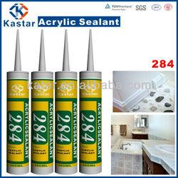 acrylic glue,siliconized sealant