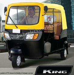 India bajaj auto richshaw/tvs richshaw/tvs king