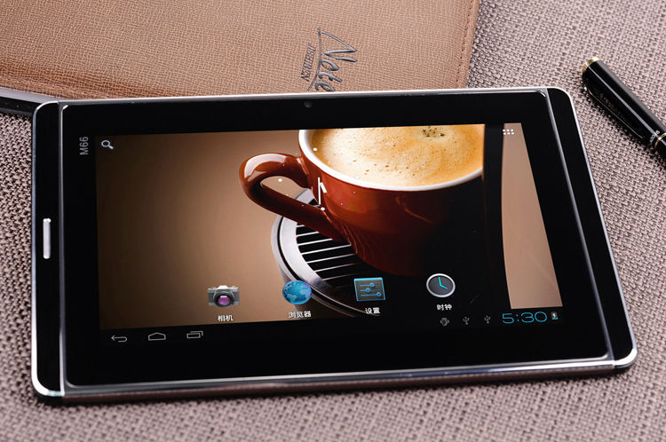 7.9 inch android 4.1 system support 2 g talk on the phone, smart tablets