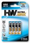 LR03 AAA 1.5V Alkaline battery (Ultra Max)/4pcs Card