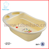 New Arrival Oval Plastic Baby Bathtub