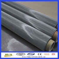 plain weave monel 400 wire mesh screen for oil gas industry use(anping 20years' professional factory)