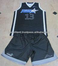 Sublimated Basketball Uniform Design