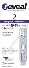 REVEAL HomeChek THC/COC At Home Drug Test Kit