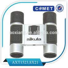 AX1294;Objective Lens Diameter:21mm;8X21 New binoculars /mini binoculars/pocket binoculars