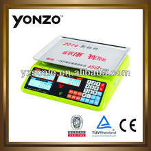 digital electronic price computing scale new model