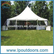 Practical pole tent--pvc waterproof truck tent tarpaulin