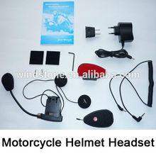 100 mts valid Moto Bluetooth Interphone Headset Helmets Motocycle