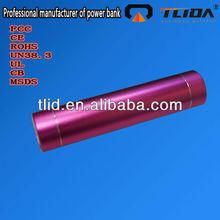 Small Lipstick Mobile Phone Power Bank
