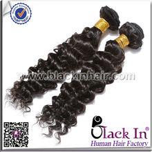 Virgin Remy mongolian kinky curly hair, grey human hair weaving, gray hair weave