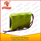 6V Dry Charged MF lead acid UPS Battery