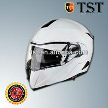 Modern face motorcycle helmet