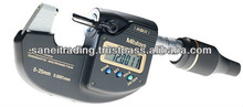 Mitutoyo High-Accuracy Sub-Micron Digital Micrometer MDH-25M