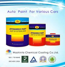 1K Base Coat Car Repair Paint