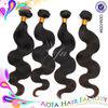 Top quality grade 5a 100% virgin brazilian remy hair extension
