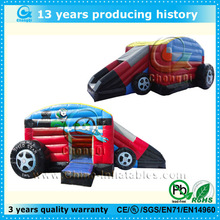 cheap mini truck inflatable bouncer