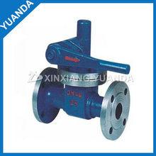 Grey iron low pressure blowdown valve pn16