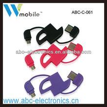 Keychain Micro USB 2.0 Cable Micro USB Keychain