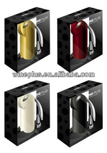 Tower corkscrew set ,zinc alloy bottle opener U-800