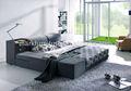 foshan muebles cama redonda tamaño doble b6206