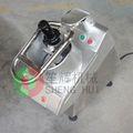 Profissional e acessível de tomate elétrica máquina de corte qc-500h