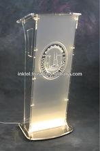 Acrylic Podium / Acrylic Rostrum / Acrylic Lectern