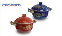 Enameled stew pot made in China