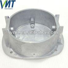 VMT ODM custom adc12 a380 aluminum die casting motor shell