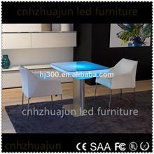 2014 Modern hot sale Led Table for living room