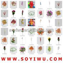 WEDDING DECORATION FLOWER STRANDS Wholesale for Artificial Flower & Wreath