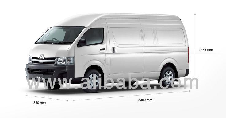 Creative Auto Toyota Hiace Super Custom 2001  Bild Bild Zeigt