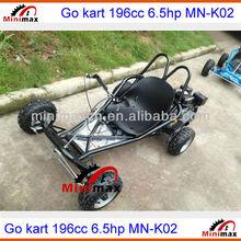 "4 stroke 196cc Mini Go Kart 6"" racing tire"