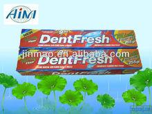 Toothpaste Fluoride Mint Flavor 255g