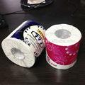 Rollo de papel de tejido/WC rollo papel higiénico sanitarias/tejido