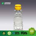 plástico pet suco de garrafa com tampa
