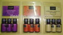 High quantily pure essential oil home essential Fragrance oil lavender/rose/vanilla essential oil