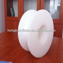 high wear plastic wheel