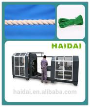 Rope Engineers suggest pp rope making machine