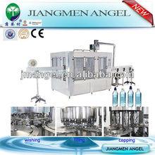 Jiangmen Angel pop can filling and sealing machine