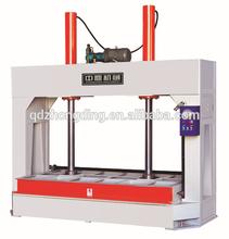 woodworking machine hydraulic cold press