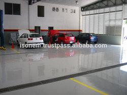 ISONEM SELF LEVELLING - 3K (Solventfree Epoxy Floor Coating)