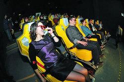 High Level 5d cinema systems