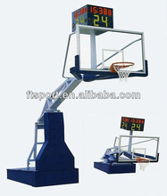 Power hoop Basketball Goal System