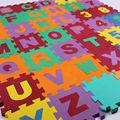 Kis bambini giocare schiuma/studio puzzle tappetino con abc