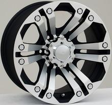 Fine process replica 6x139.7 alloy 4x4 wheels