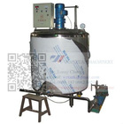batch pasteurizer for yogurt / cheese / cream / tomato sauce / chilli paste pasteurizer
